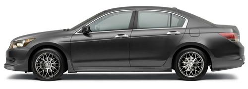 2010 Honda Accord Sedan with MUGEN(TM) Accessories