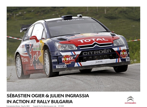 Citroen C4 WRC Bulgaria 2010003