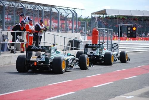 Lotus Racing Silverstone 2010.003