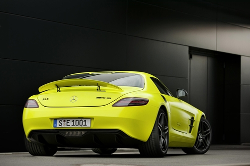 Mercedes SLS AMG E Cell006