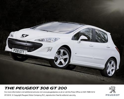 Peugeot 308 GT 200.004