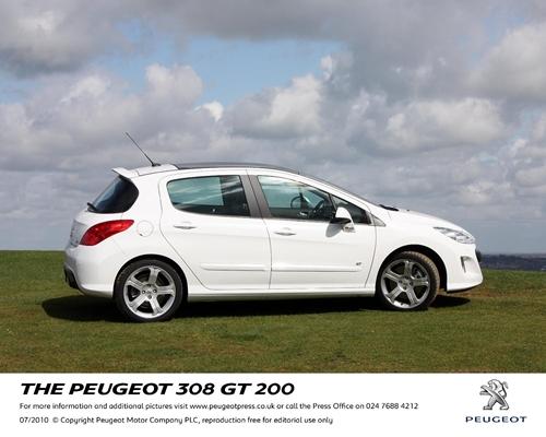 Peugeot 308 GT 200.005