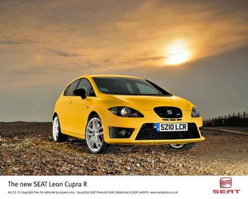 Seat Leon Cupra R.002