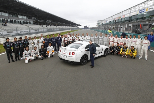 AUTO / FIA GT1 : NURBURGRING 2010