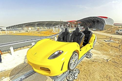Ferrari Theme Park.02