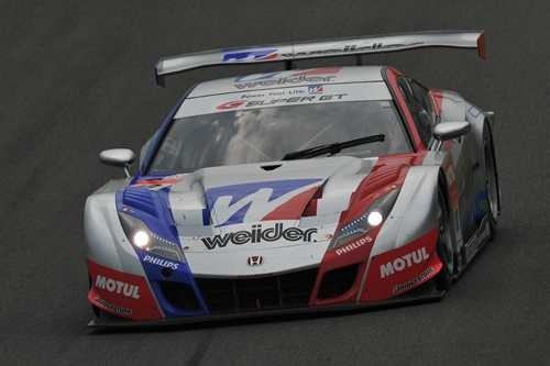 SuperGT Sugo 2010.03