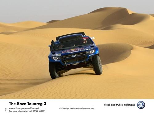 VW Race Touarage 3.03