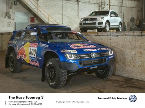 VW Race Touarage 3.04