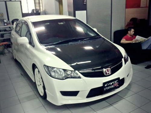 Honda Civic Type R.01