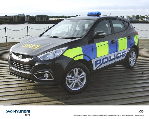 Hyundai ix35 UK Police.03