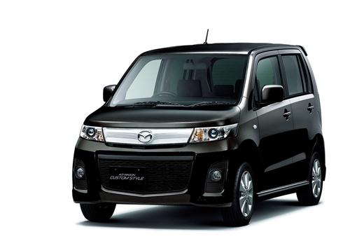 Mazda AZ-Wagon01