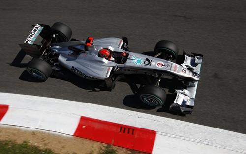 Mercedes GP Petronas Itali 2010.01