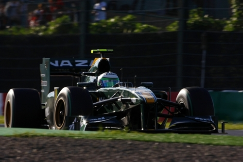 Lotus Racing Jepun 2010.01