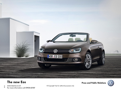 VW Eos Convertible.09