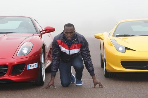 Ferrari Usain Bolt.01