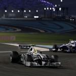 Mercedes GP Petronas Abu Dhabi 2010.02