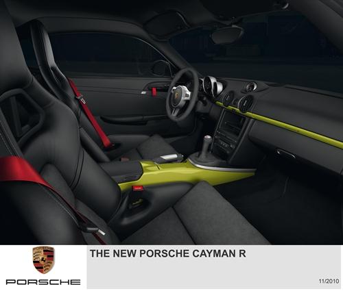 Porsche Cayman R.04