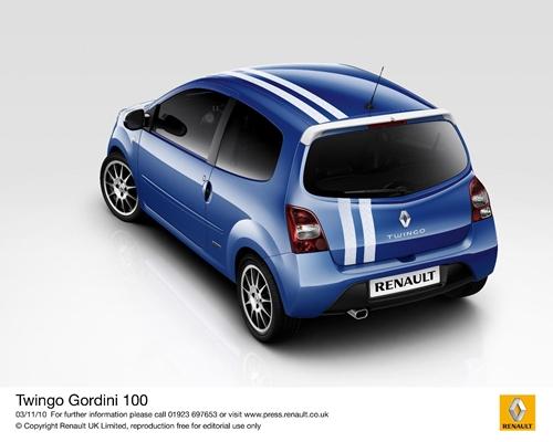 Renault Twingo Gordini 100.02