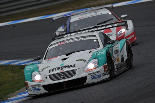 SuperGT Motegi 10.2010.01