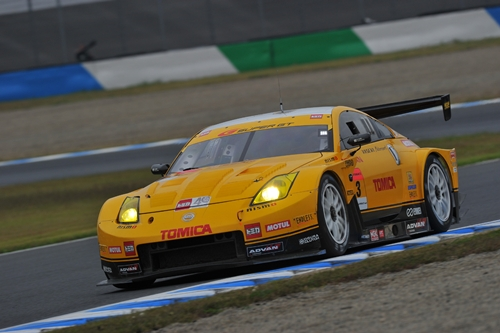 SuperGT Motegi 10.2010.02