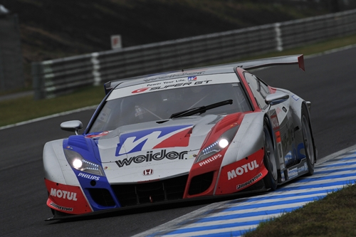 SuperGT Motegi 10.2010.09