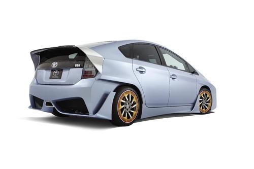 Toyota Prius C&A Custom Concept.02