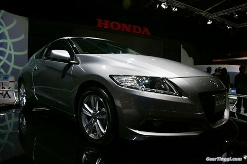 Honda CR-Z 2010.01