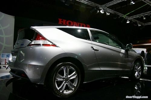 Honda CR-Z 2010.02