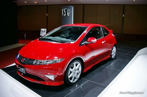 Honda Civic Type R Euro.01
