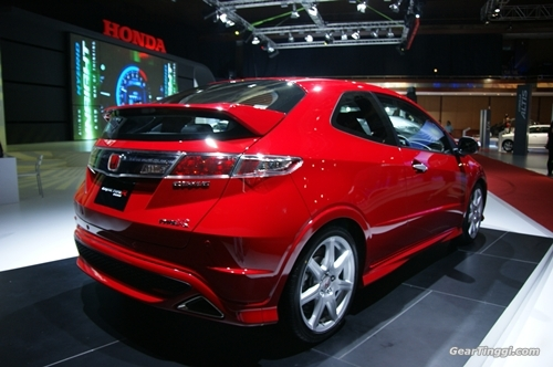 Honda Civic Type R Euro.11