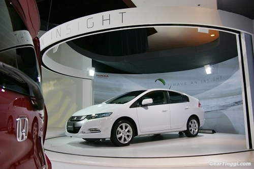 Honda Insight.59