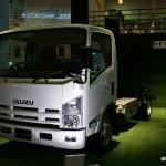 Isuzu Hybrid Truck.01