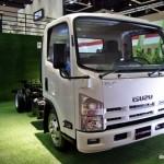Isuzu Hybrid Truck.03