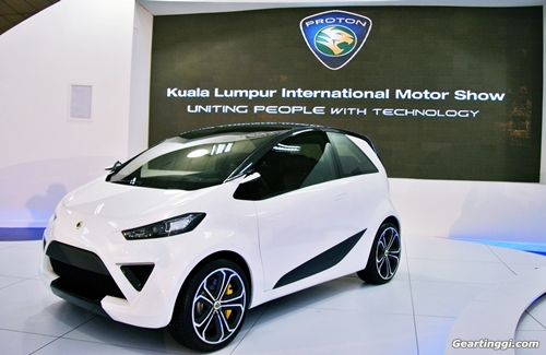 Lotus City Car.01