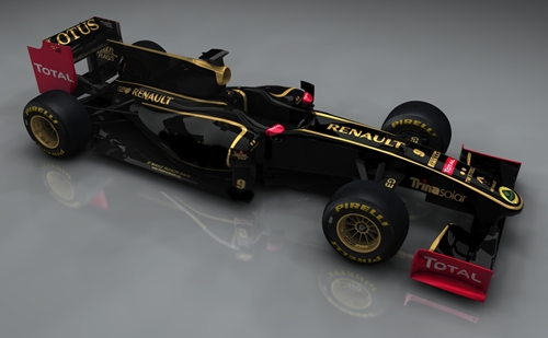 Lotus Renault GP.01