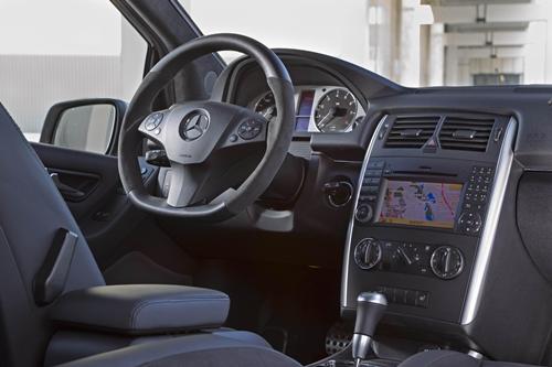 Mercedes B-Class V8.07