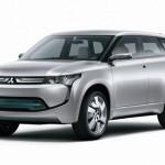 Mitsubishi Concept PX MiEV.02