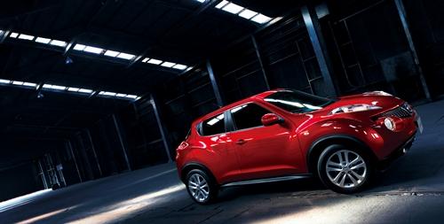 Nissan Juke 2010.02