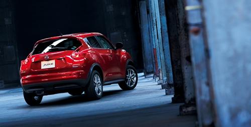 Nissan Juke 2010.03