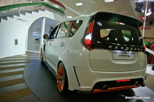 Perodua Alza Infinite Concept.12