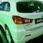 Mitsubishi ASX 2010.02