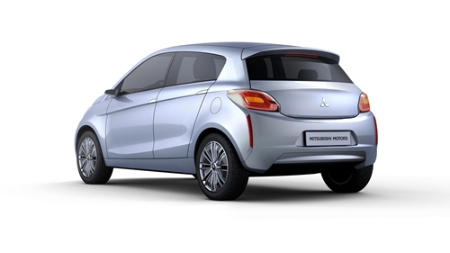 Mitsubishi Concept Small Global.03