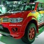 Mitsubishi Pajero Sport Dakar Rally 2010.02