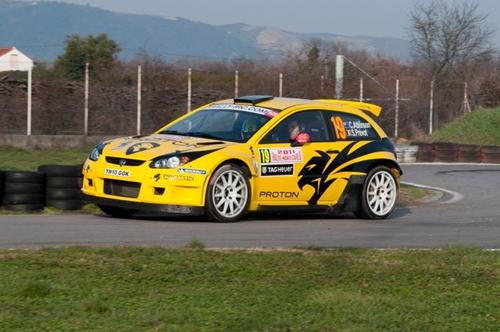 Proton Satria Neo S2000 Monte Carlo 2011.05