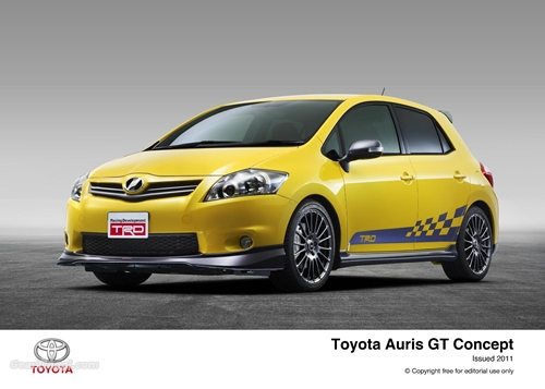 Toyota Auris GT Concept.01