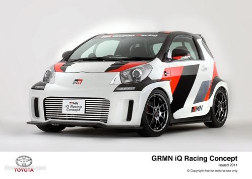 Toyota GRMN iQ Racing Concept.03