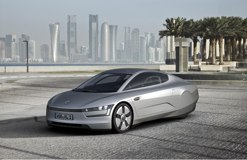 VW XL1 Super Efficient Vehicle.05