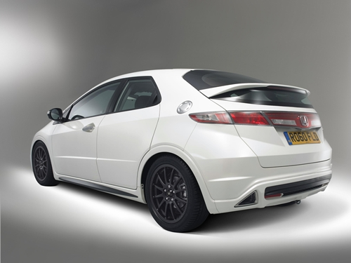 Honda Civic Ti 2011.02
