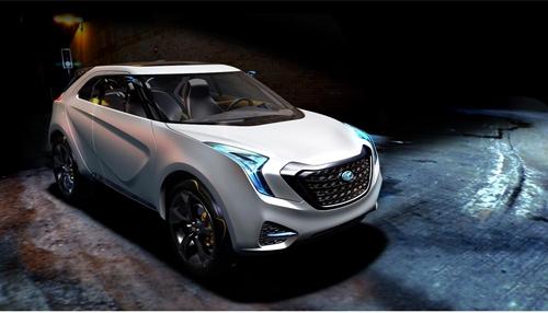 Hyundai Curb concept 2011.02