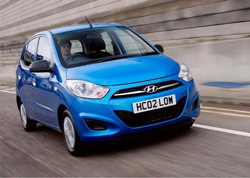 Hyundai i10 2011.02